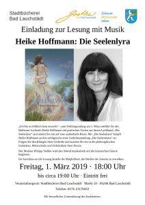Flyer Lesung Bad Lauchstädt